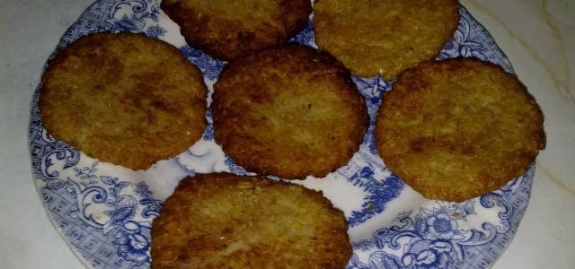 Hamburguesas de Avena (12 Porciones)