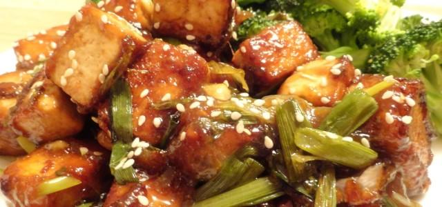 Tofu al Horno o al Sartén