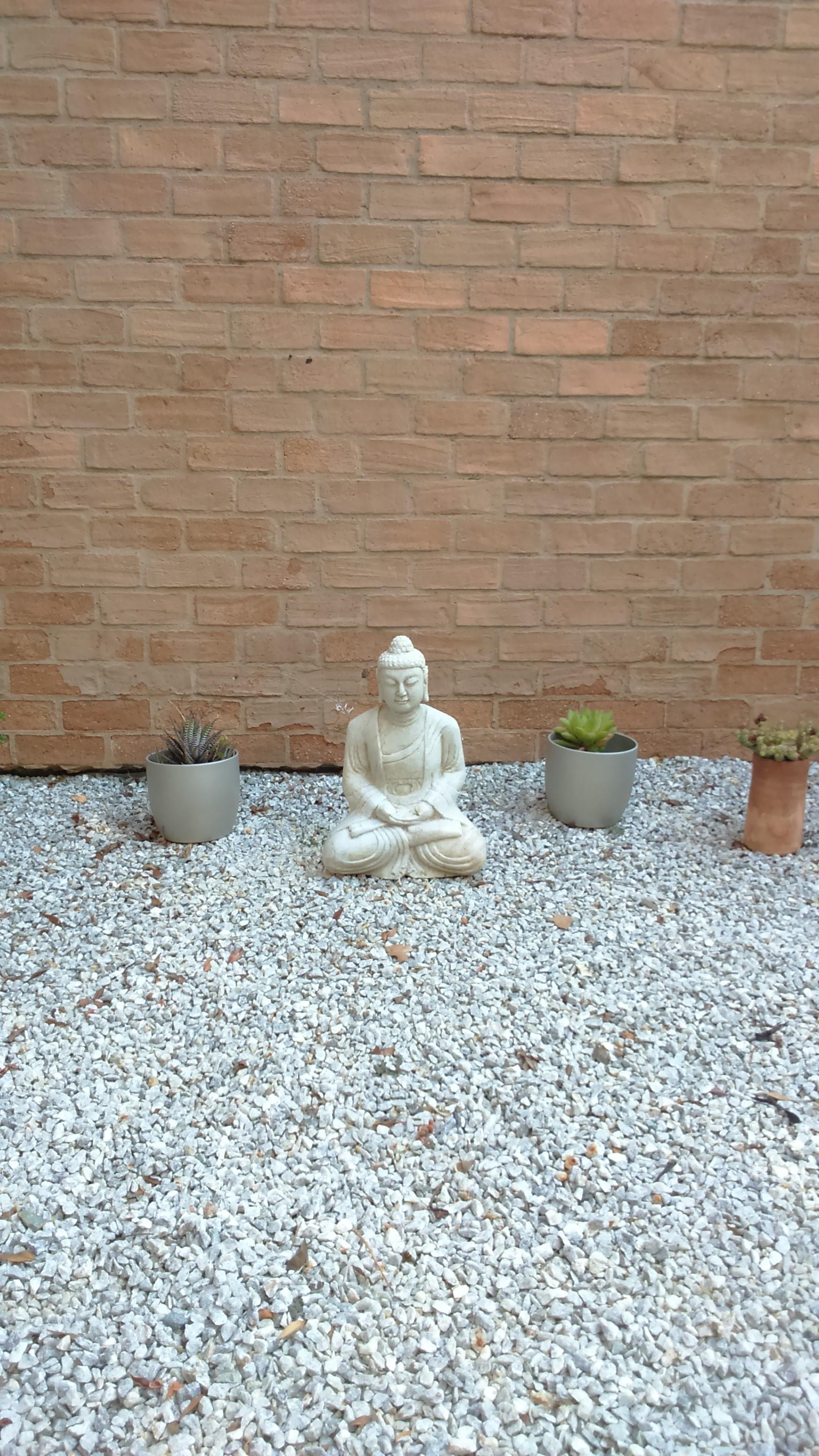 Im genes de un jard n zen maitreya comunidad for Fotos jardin zen