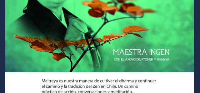 Invitación a ciclo de Introducción a la Meditación Zen